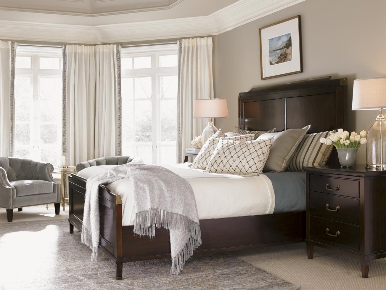 sophisticated lexington bedroom furniture. Lexington Kensington PlaceQueen Bedroom Group Sophisticated Furniture