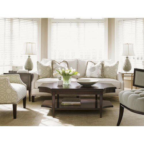 Lexington Kensington Place Stationary Living Room Group