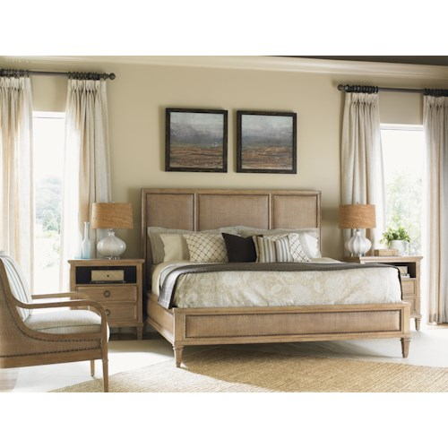 Lexington Monterey Sands King Bedroom Group