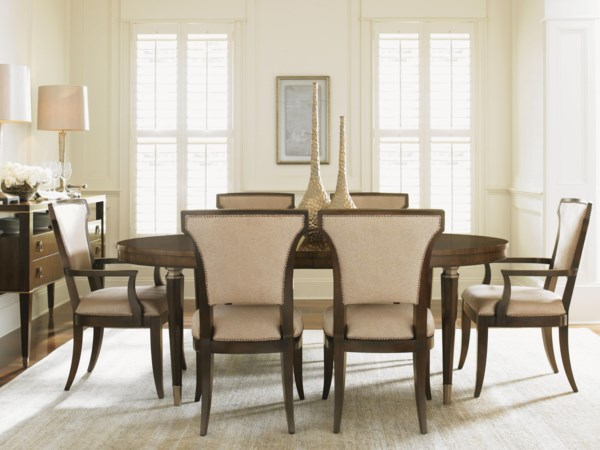 8 Piece Formal Dining Room Group