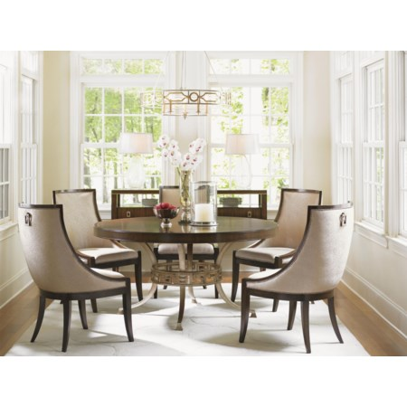 7 Piece Formal Dining Room Group