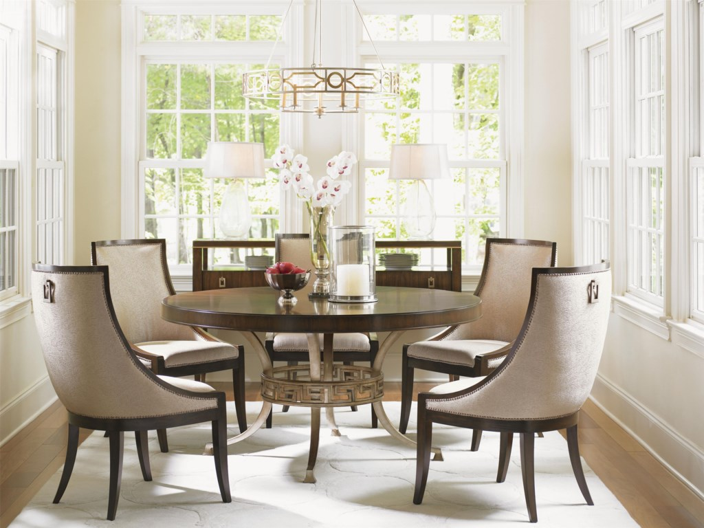 Lexington Tower Place7 Piece Formal Dining Room Group