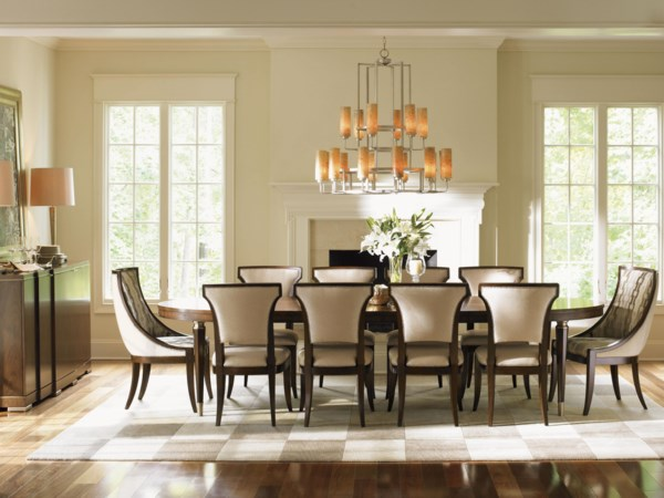 12 Piece Formal Dining Room Group