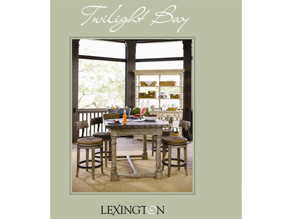 Lexington Twilight BayStationary Living Room Group