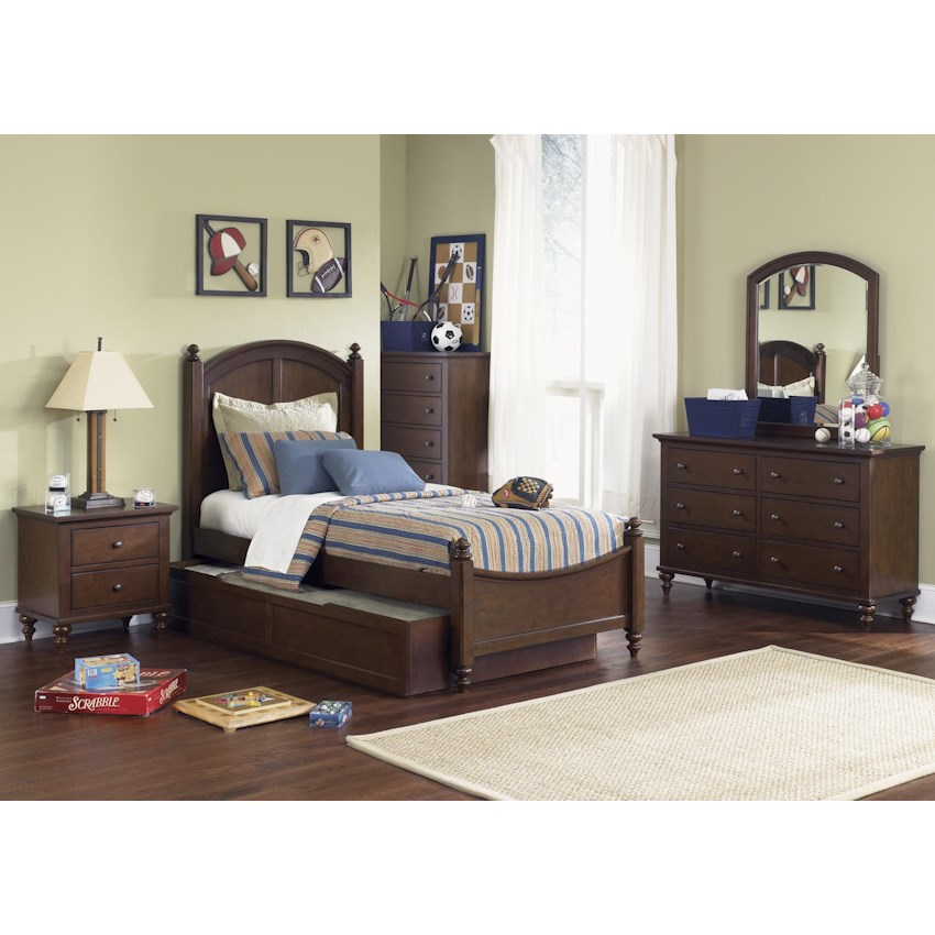 Abbott Ridge Youth Bedroom by Liberty Furniture