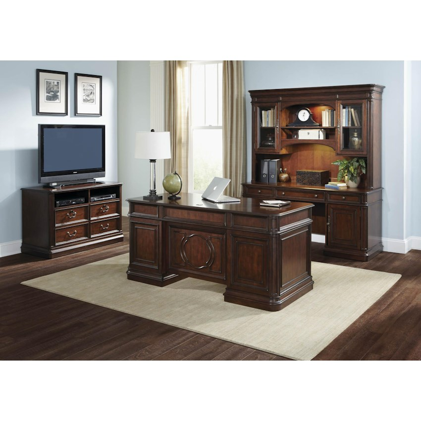 Brayton Manor Jr Executive by Liberty Furniture