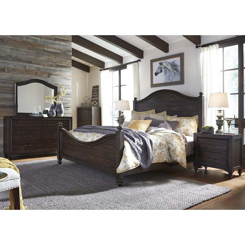 Catawba Hills Bedroom by Liberty Furniture