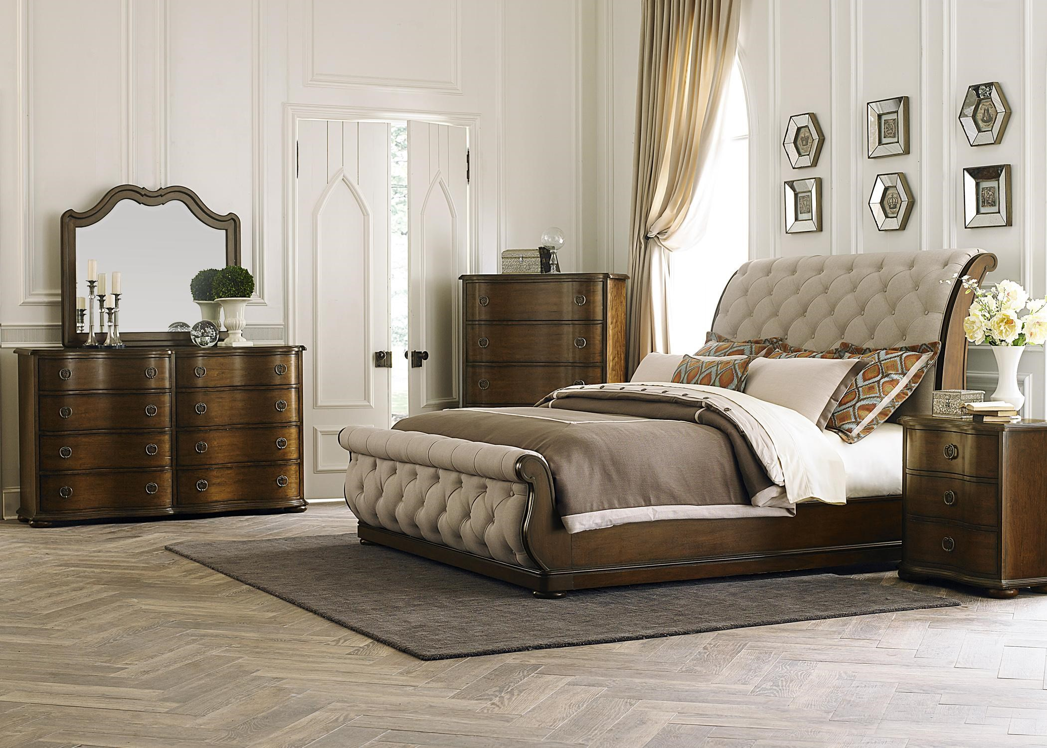 Liberty Furniture Cotswold King Bedroom Group Liberty