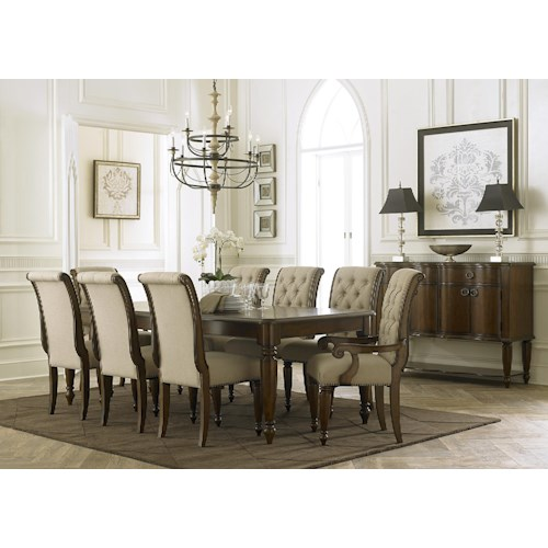 Liberty Furniture Carrington Formal Dining Room Group