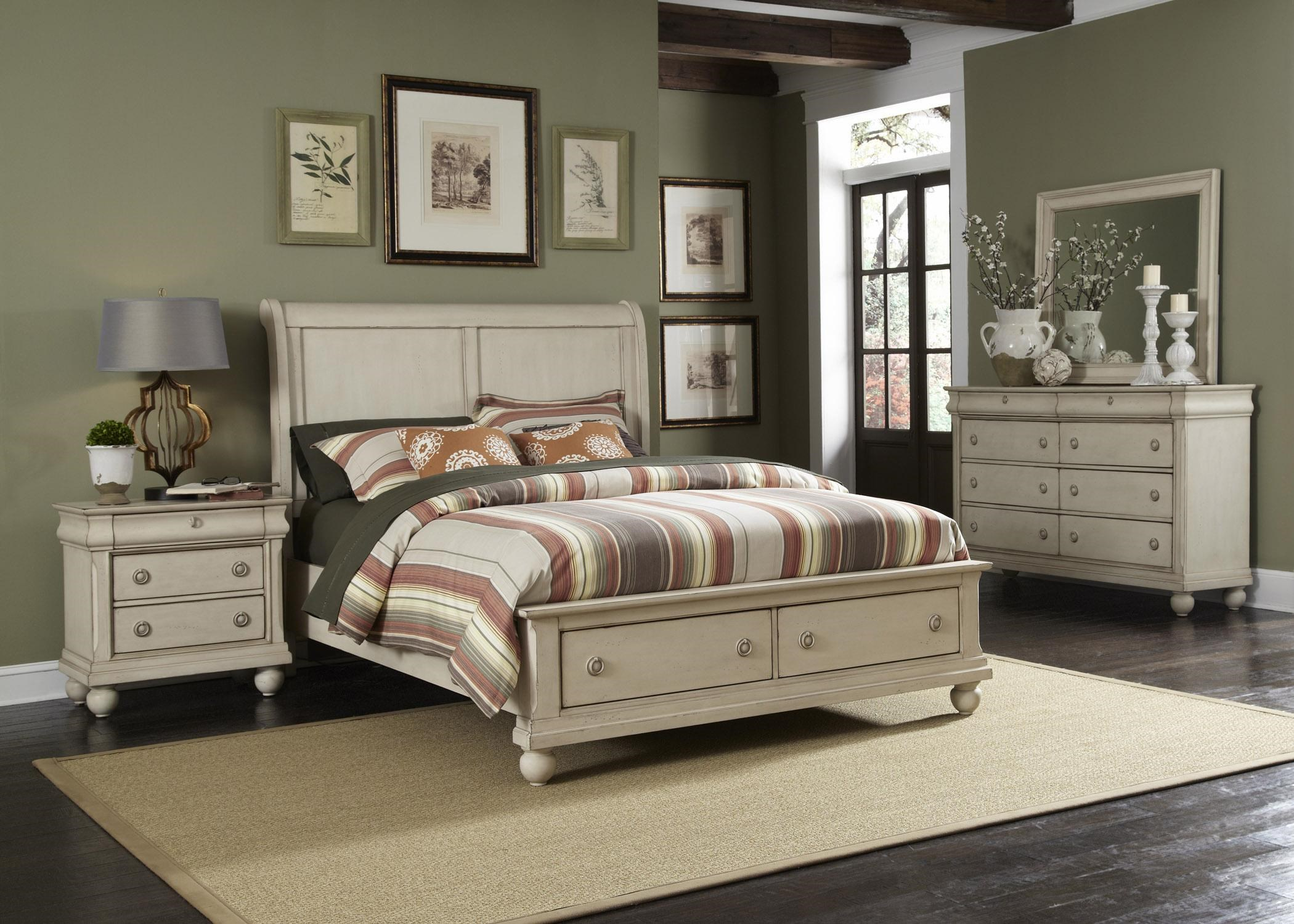 Rustic Traditions By Liberty Furniture