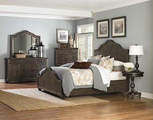 Magnussen Home  Brenley Queen Bedroom Group