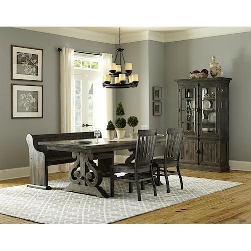 Magnussen Home Bellamy Formal Dining Room Group