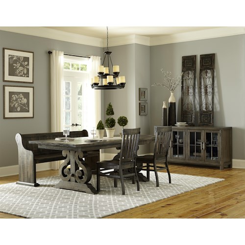 Magnussen Home Bellamy Formal Dining Room Group
