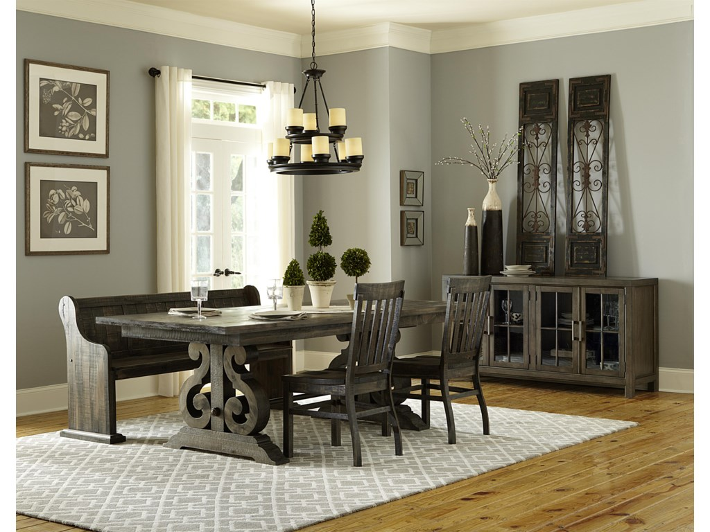 Magnussen Home BellamyFormal Dining Room Group