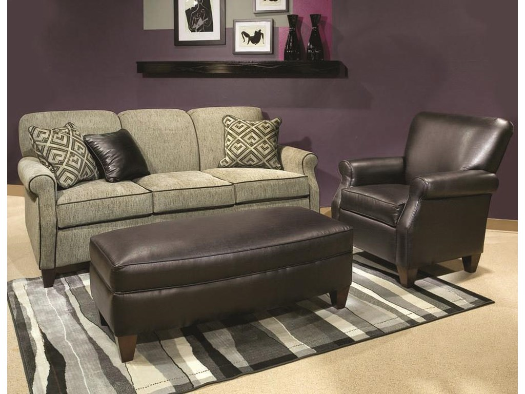 Marshfield CarsonStationary Living Room Group