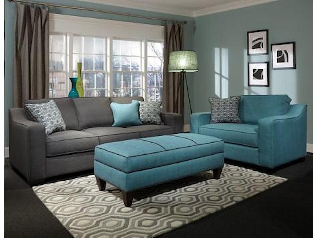Marshfield Central AvenueStationary Living Room Group