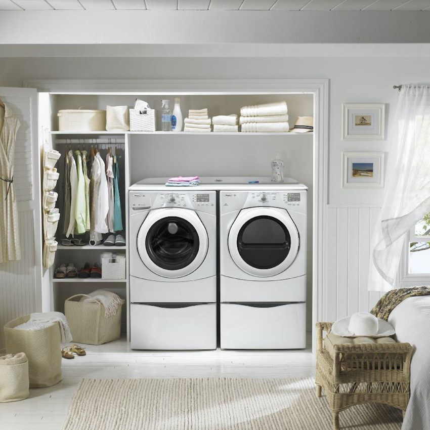 Washer And Dryer Sets White By Maytag Sheely S