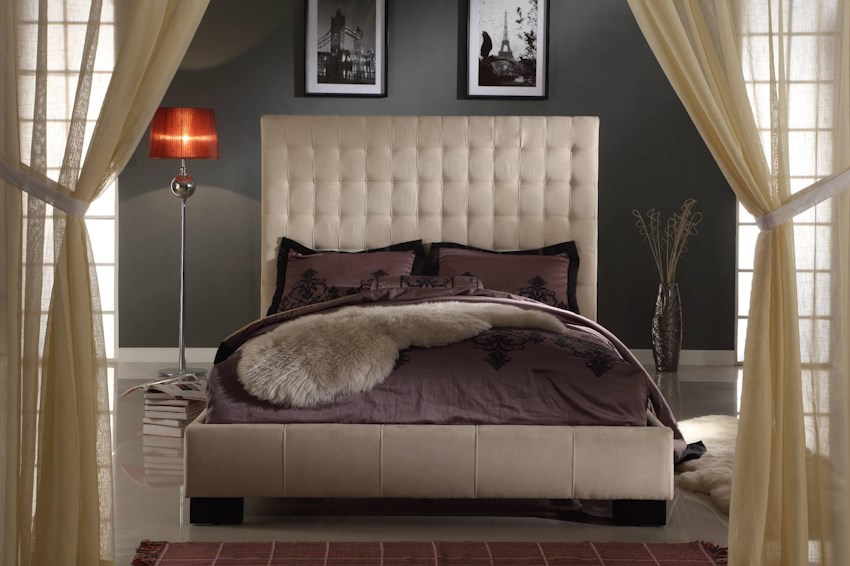 Upholstered Bedroom by Modus International