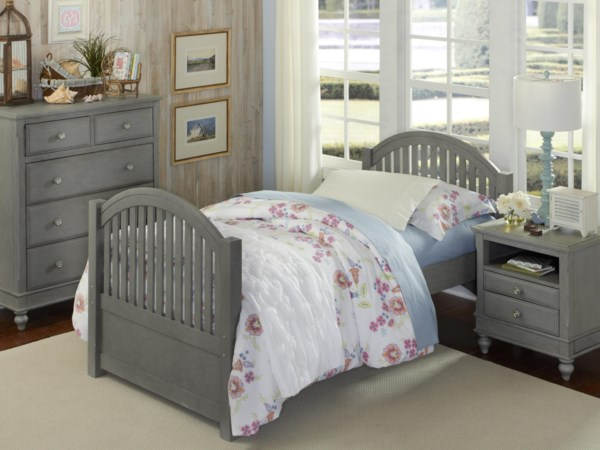 Twin Adrian Standard Bed