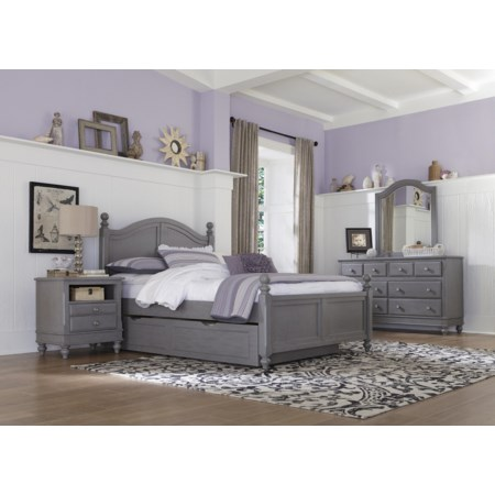 Twin Payton Trundle Bed