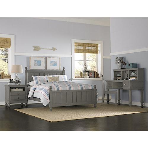 NE Kids Lake House Full Kennedy Standard Bed Group 3