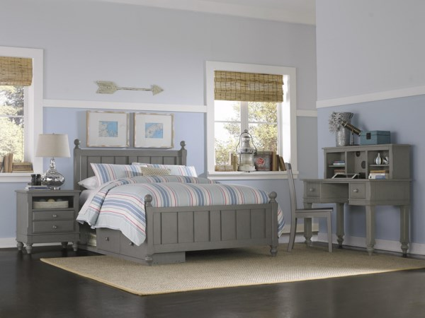 Twin Kennedy Storage Bed