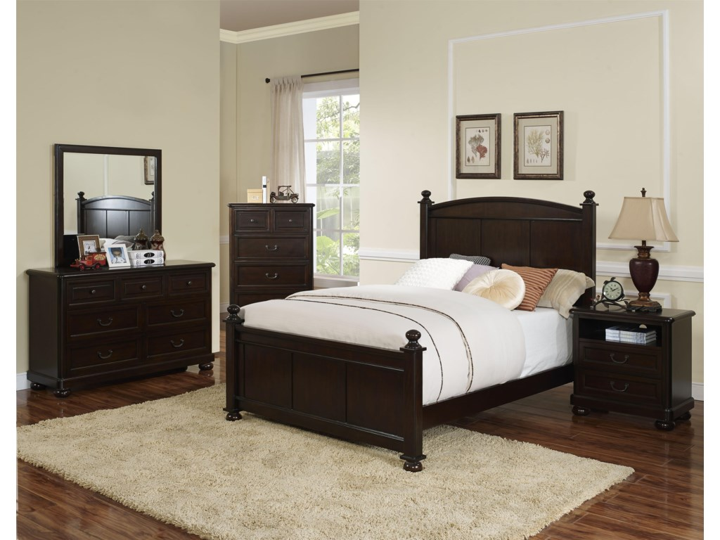 New Classic Canyon RidgeFull Bedroom Group