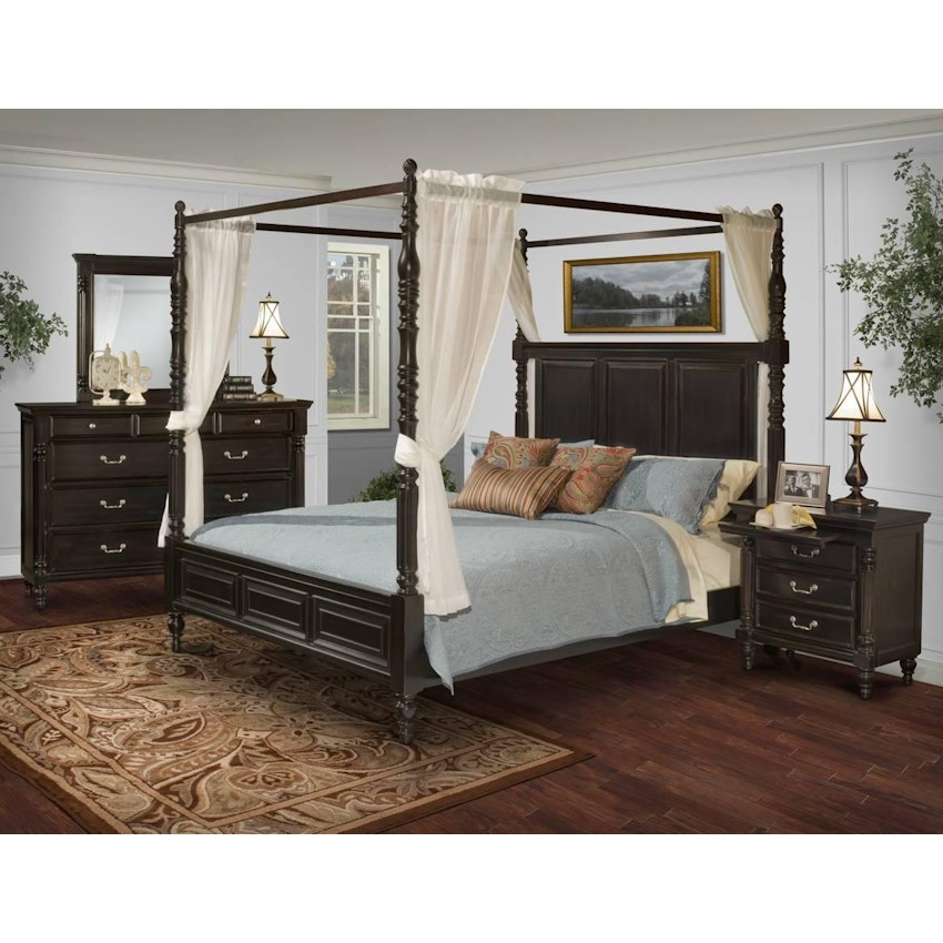 Martinique Bedroom by New Classic