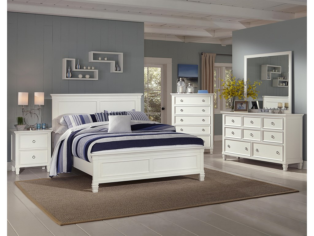 New Classic CountrysideQueen Bedroom Group
