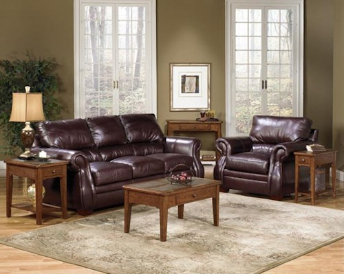 Null Furniture 4011 Table Group Stationary Living Room Group