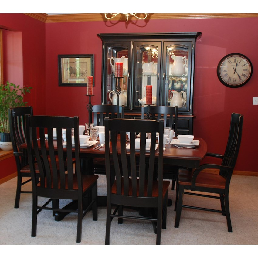Casual Dining by Oakwood Industries