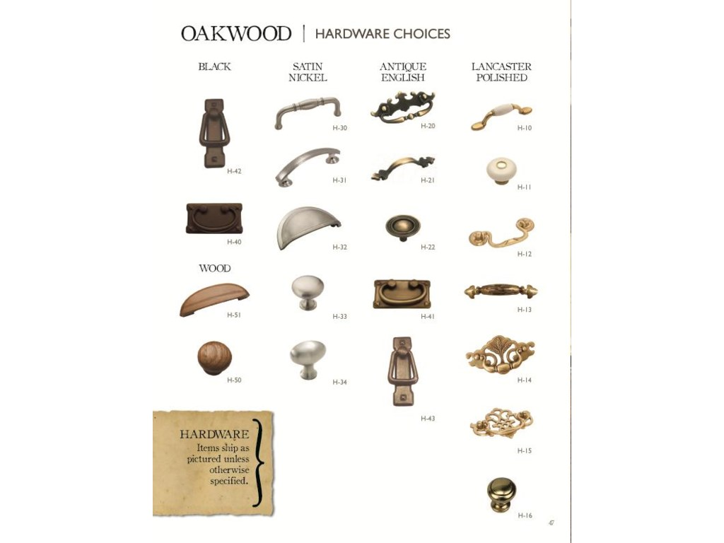 Oakwood Industries Casual DiningNewport Buffet