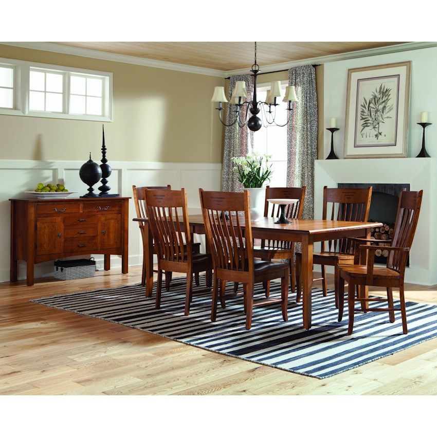 Classic Shaker by Palettes by Winesburg