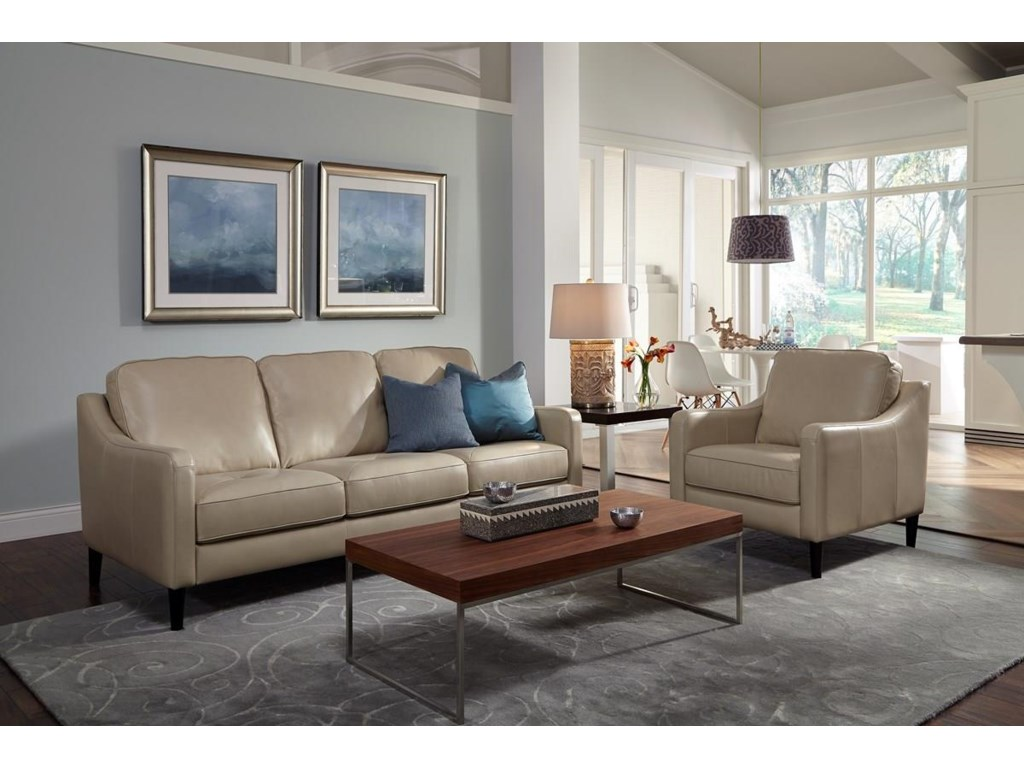 Palliser AndrosStationary Living Room Group