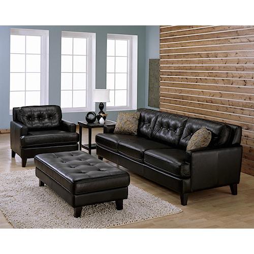 Palliser Barbara Stationary Living Room Group