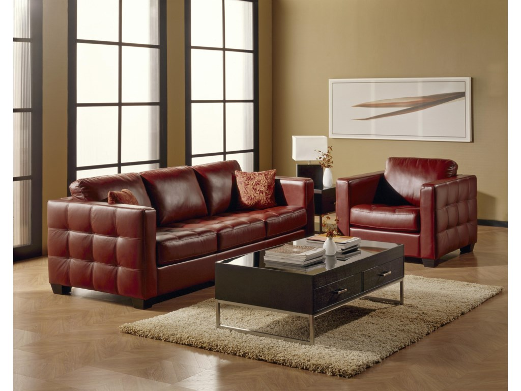 Palliser Barrett Stationary Living Room Group