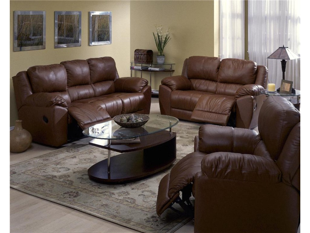 Palliser Benson 41164Reclining Living Room Group