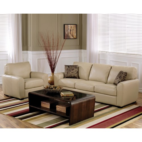 Palliser Connecticut Stationary Living Room Group