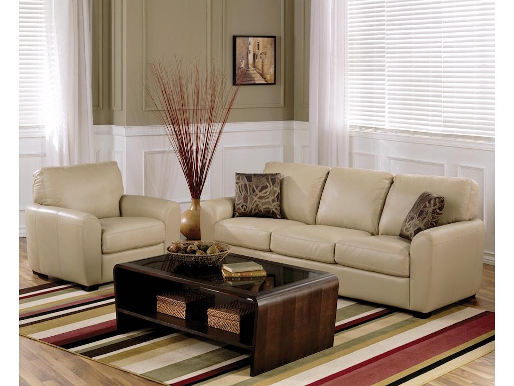 Palliser ConnecticutStationary Living Room Group