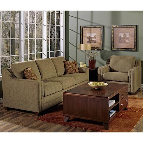Palliser Corissa Stationary Living Room Group