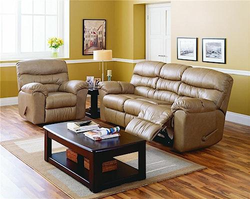 Palliser Durant Reclining Living Room Group