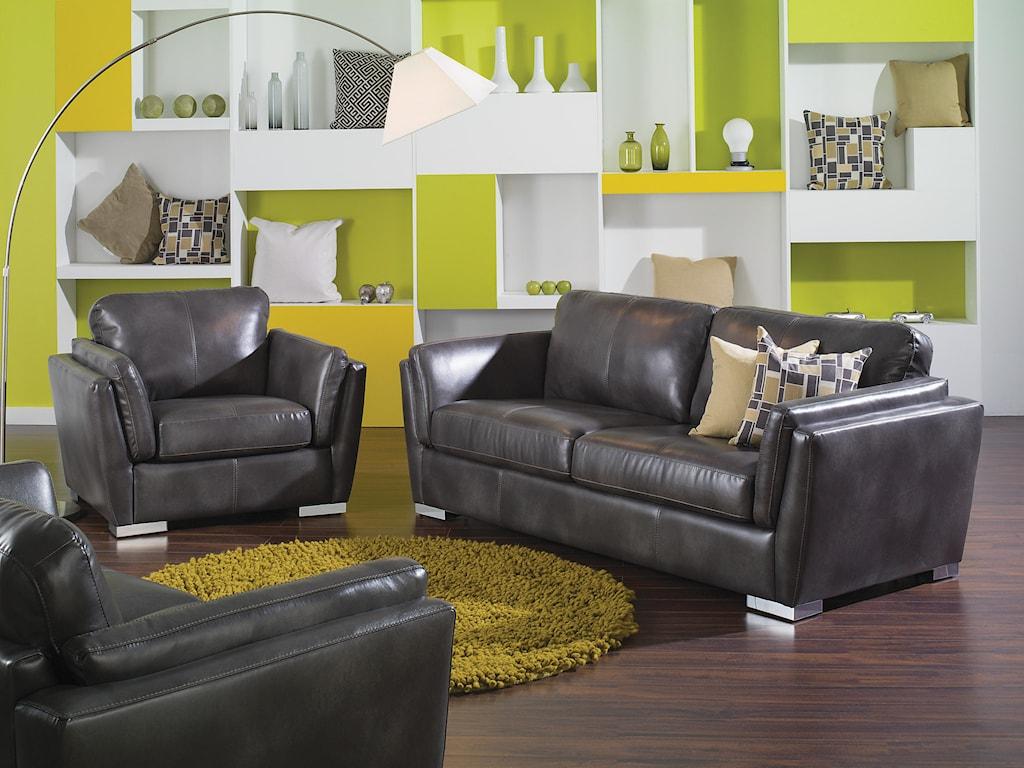 Palliser IrisStationary Living Room Group