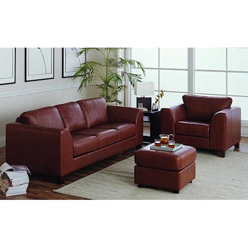 Palliser Juno Elements 77494 Stationary Living Room Group