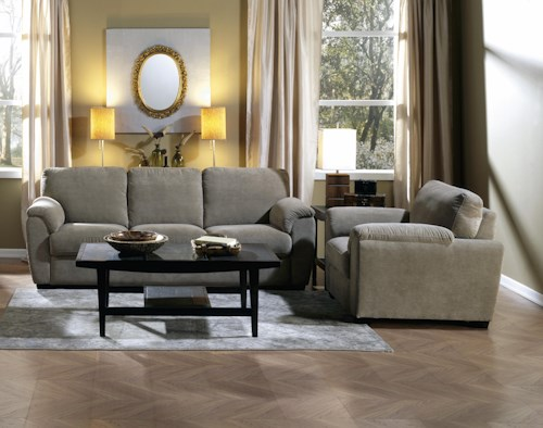 Palliser Lanza Stationary Living Room Group