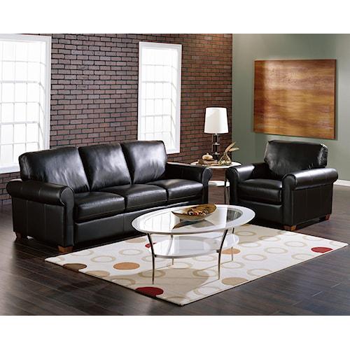 Palliser Magnum Stationary Living Room Group