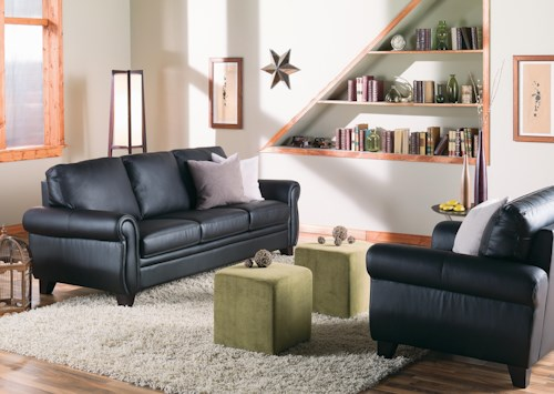 Palliser Meadowridge Stationary Living Room Group