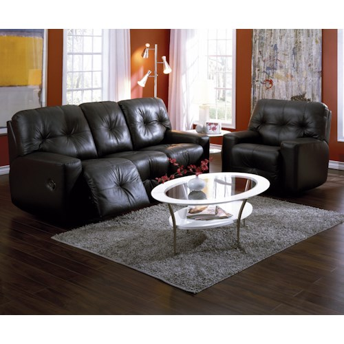 Palliser Mystique Reclining Living Room Group