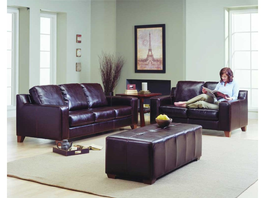 Palliser Reed 77289stationary Living Room Group