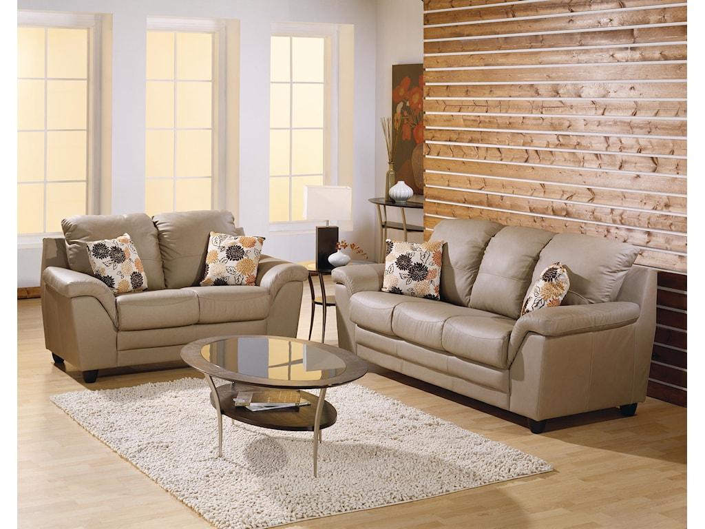 Palliser SirusStationary Living Room Group