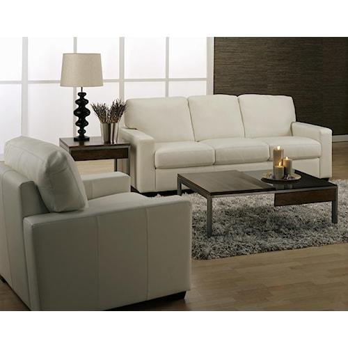 Palliser Westend Stationary Living Room Group